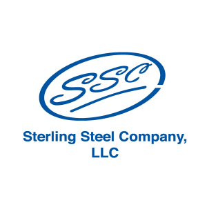 Sterling Steel Company is a significant producer of quality steel rod in North American. In 2002, Leggett & Platt purchased a portion of the former Northwestern Steel & Wire facility.  Sterling Steel employs roughly 400 workers.