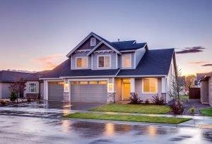 architecture, building, driveway